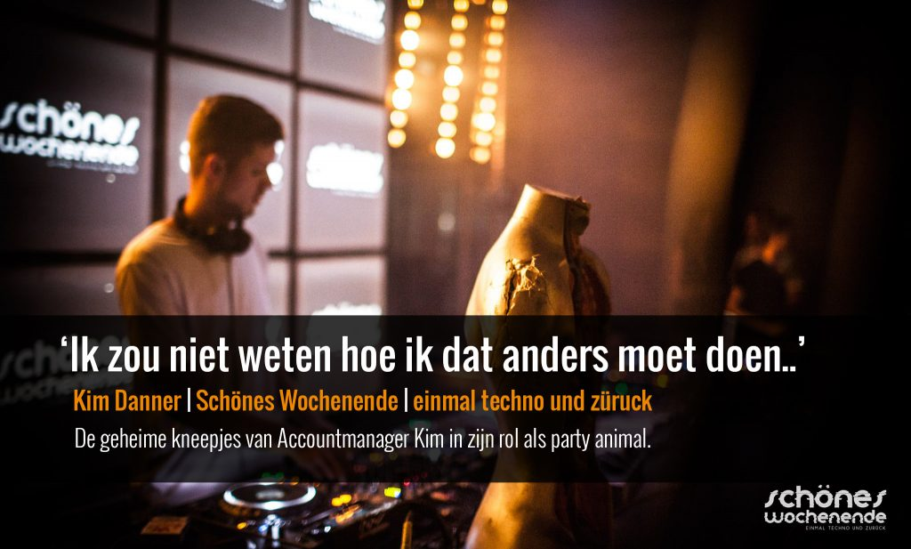 DJ boeken - Ticketservice