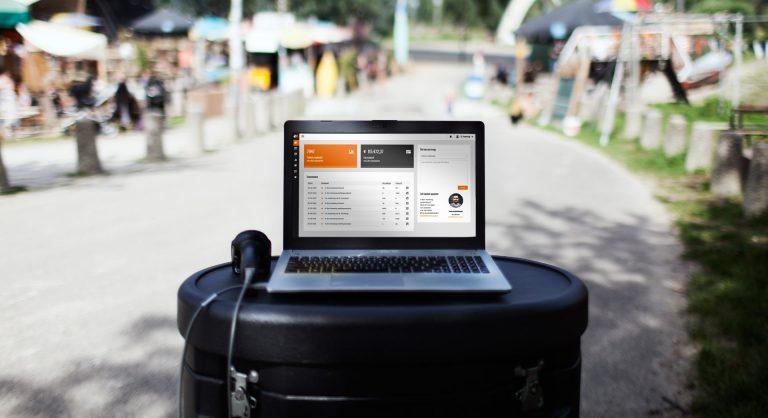 Online ticketverkoop - Ticketservice