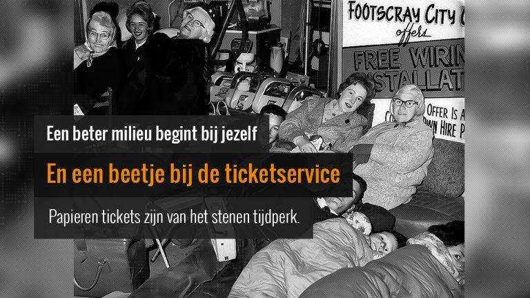 Online tickets - Ticketservice