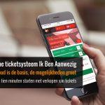 Zes slimmigheidjes van online ticketsysteem Ik Ben Aanwezig