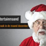 December wordt knus, op afstand | IBA's Entertainmaand