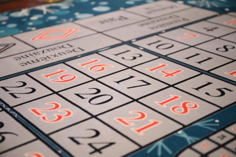 Speelkaart Bingo Klassiek