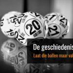 De geschiedenis van Bingo