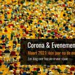 Corona & Evenementen: hoe staan we ervoor?